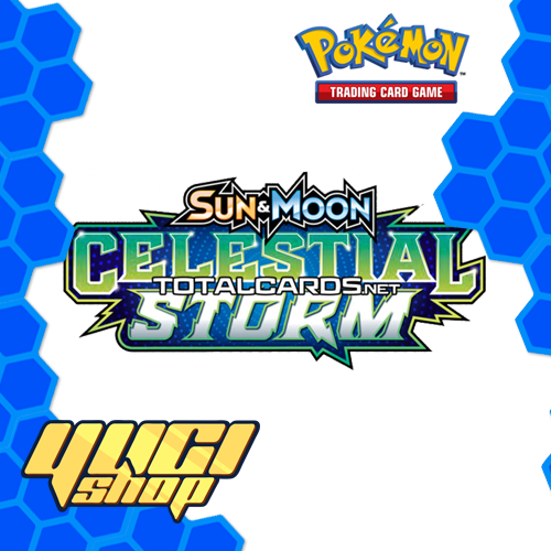 Sun & Moon 7 Celestial Storm Booster Box | Pokemon TCG | Yugi Shop TCG | Mexico