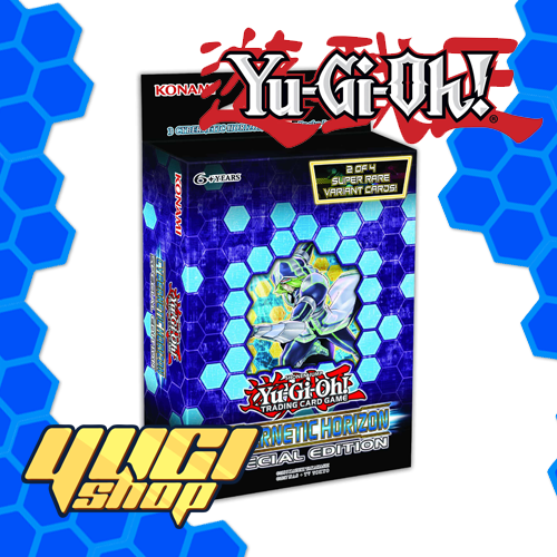 Cybernetic Horizons Special Edition | Yu-Gi-Oh! | Booster Box | Expansion | Yugi Shop TCG | Mexico