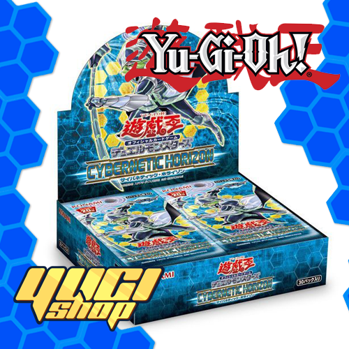 Cybernetic Horizon | Yu-Gi-Oh! | Booster Box | Expansion | Yugi Shop TCG | Mexico