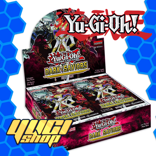 Dark Saviors | Yu-Gi-Oh! | Booster Box | Expansion | Yugi Shop TCG | Mexico