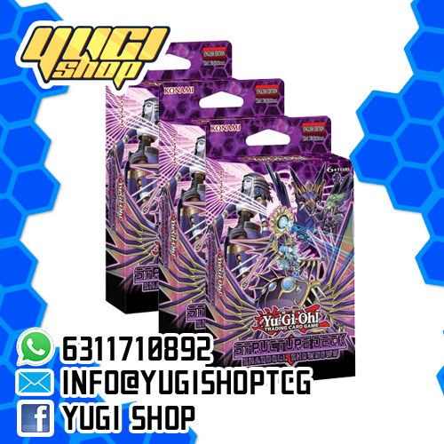 Shaddoll Showdown | Yu-Gi-Oh! | Yugi Shop TCG | Mexico