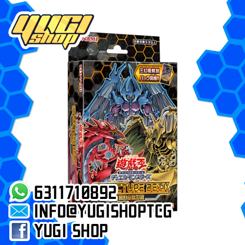 Sacred Beasts Deck | Yu-Gi-Oh! | Yugi Shop TCG | Mexico