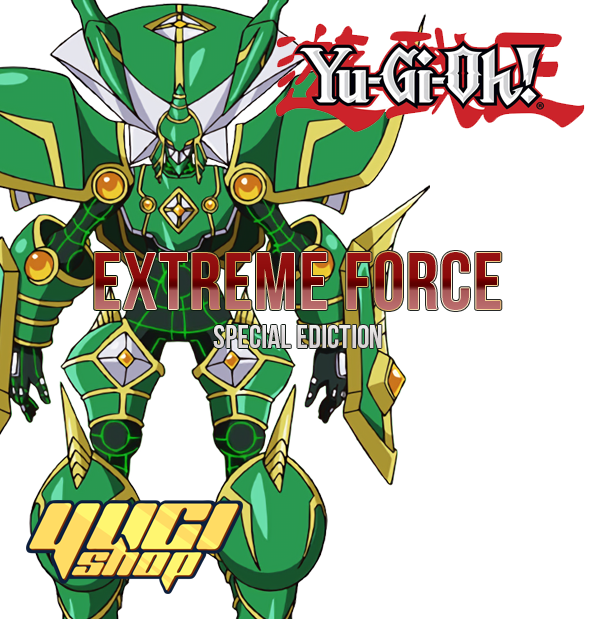 Extreme Force Special Edition | Yu-Gi-Oh! | Preventa | Yugi Shop TCG | Mexico