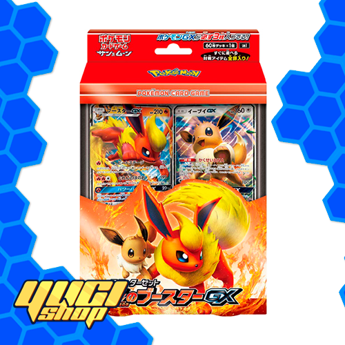 Flareon GX Special Collection | Pokemon TCG | Yugi Shop TCG | Mexico