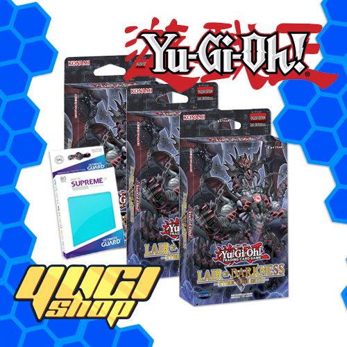 Lair Of Darkness | Yu-Gi-Oh! | Booster Box | Expansion | Yugi Shop TCG | Mexico