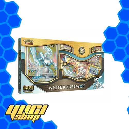 White Kyurem GX Box Collection | Pokemon TCG | Yugi Shop TCG | Mexico