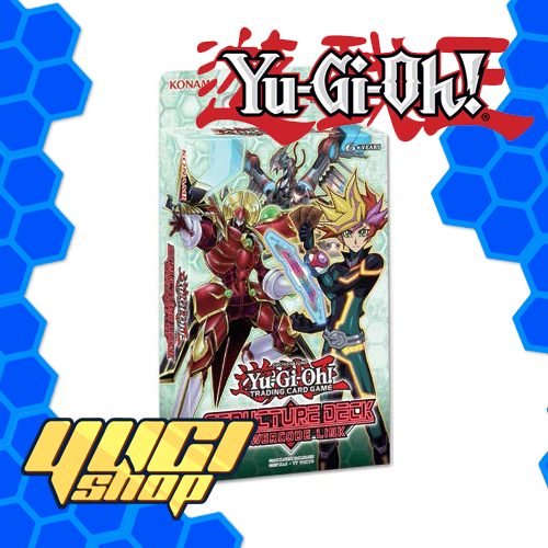 Structured Deck Powecode Link | Yu-Gi-Oh! | Structured Deck | Yugi Shop TCG | Mexico