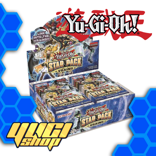 Star Pack Vrains | Yu-Gi-Oh! | Booster Box | Expansion | Yugi Shop TCG | Mexico