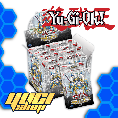 Wave Of Light | Structured Deck | Estructura | Yu-Gi-Oh! | Preventa | Mexico | Yugi Shop TCG