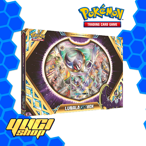 Solgaleo GX & Lunala GX Box | Pokemon TCG | Yugi Shop TCG | Mexico