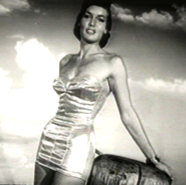 Vintage 1950 Swimsuits Video