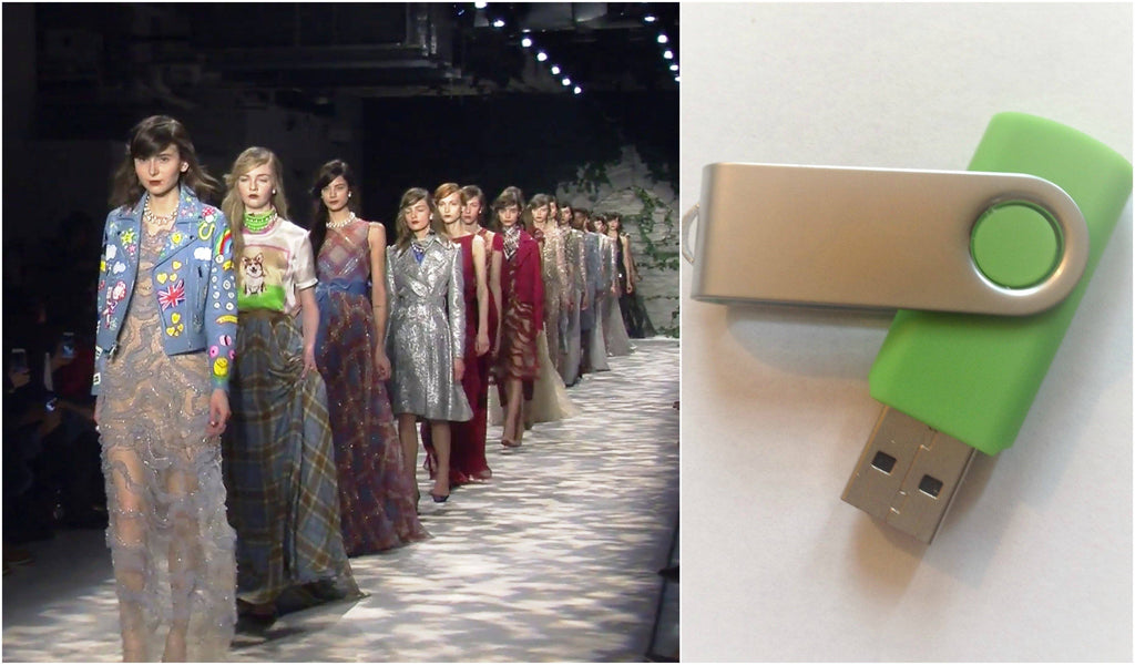 Fashion Shows USB