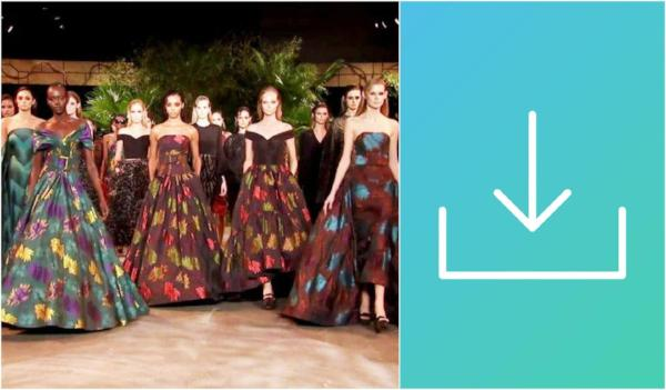 Fall Winter 2015 Fashion Show Video Downloads - VIDCAT