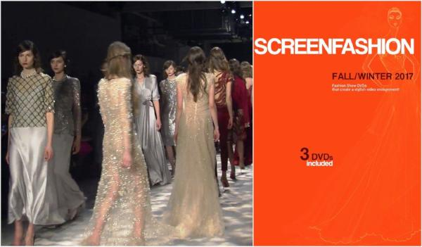Fall Winter 2017 Fashion Show DVDs: 3 DVDs Set