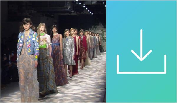 Fall Winter 2017 Fashion Show Video Downloads - VIDCAT