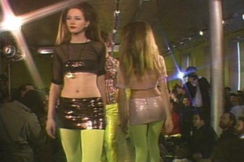 1980s Fashion Show Highlights Vol. 1: PPR DSL