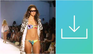 Swimsuit Fashion Shows Video Download - VIDCAT