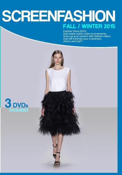 Fall Winter 2015 Fashion Show DVDs - VIDCAT