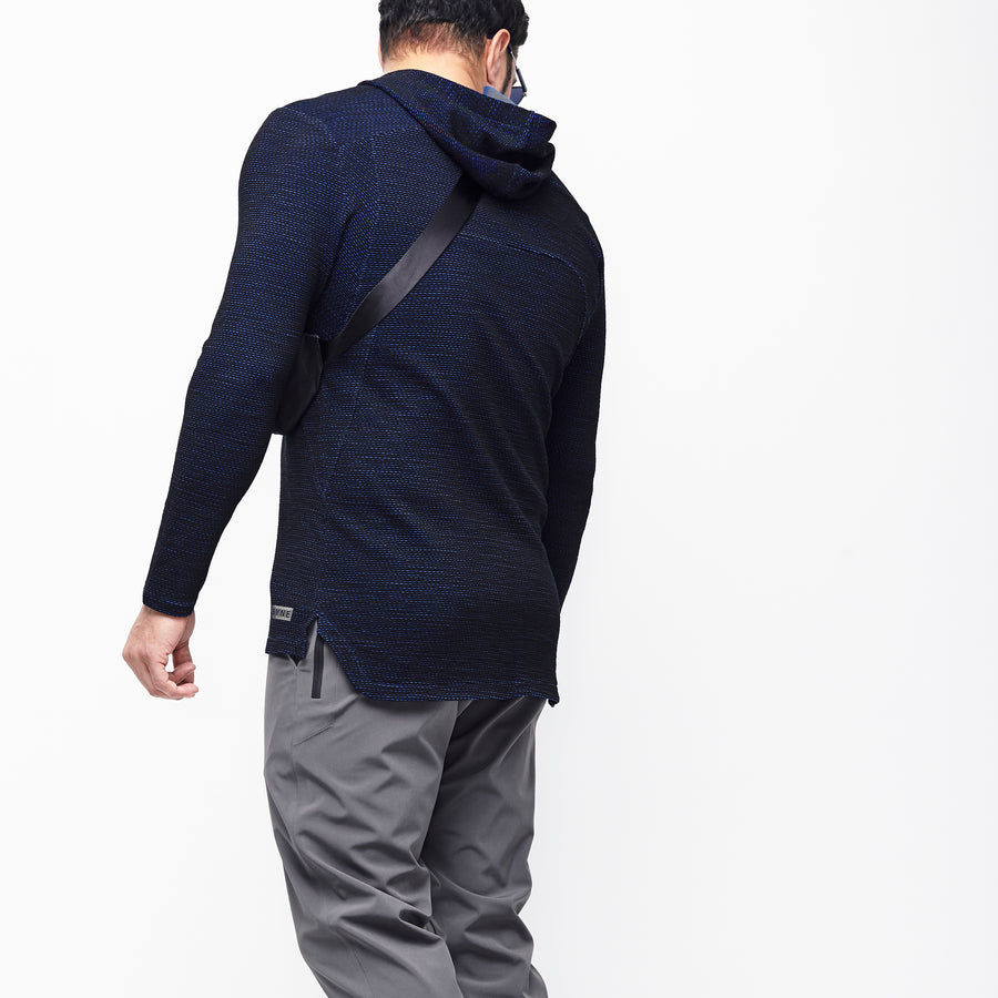 CASSINI KNIT LIGHTWEIGHT HOOD