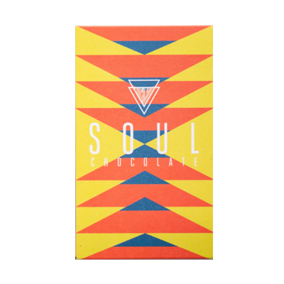 Soul Chocolate - Madagascar 60% Dark Milk Chocolate