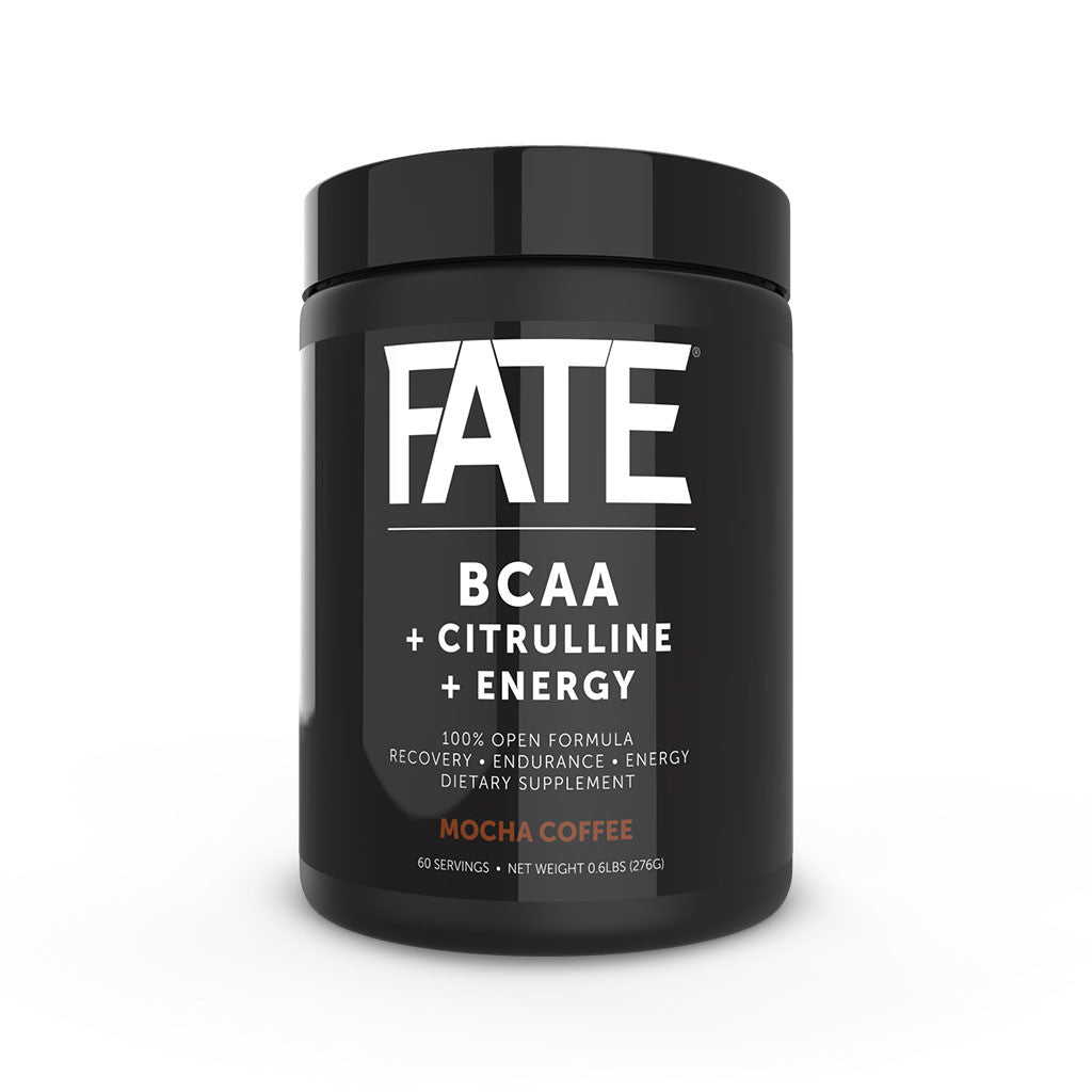 FATE BCAA + Citrulline Malate + ENERGY