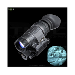 Night Vision Monocular - PVS-14 White Phosphor (Gen3 Auto-gated, Un-Filmed ) - Phokus Research Group