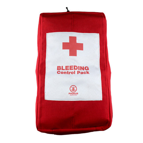 Large Bleeding Control Pack (Bag Only)