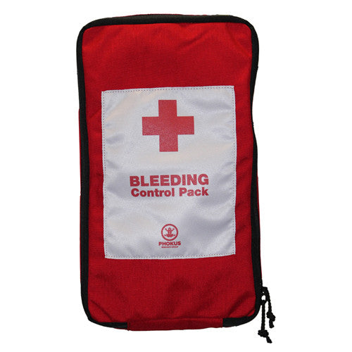 Medium Bleeding Control Pack (Bag Only)
