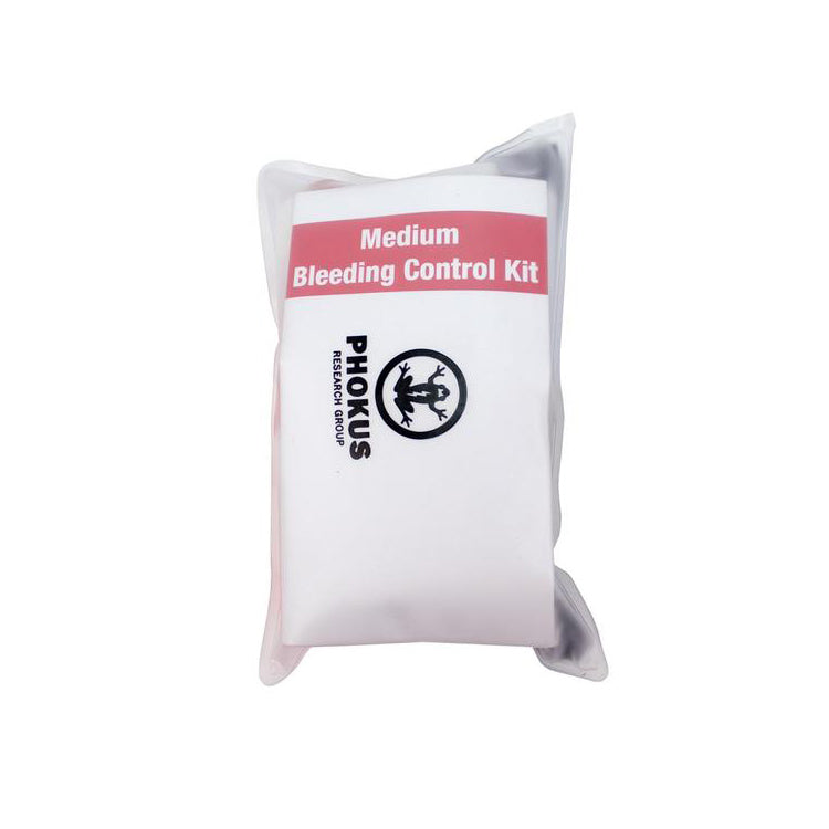 Bleeding Control Kit - Medium - Phokus Research Group