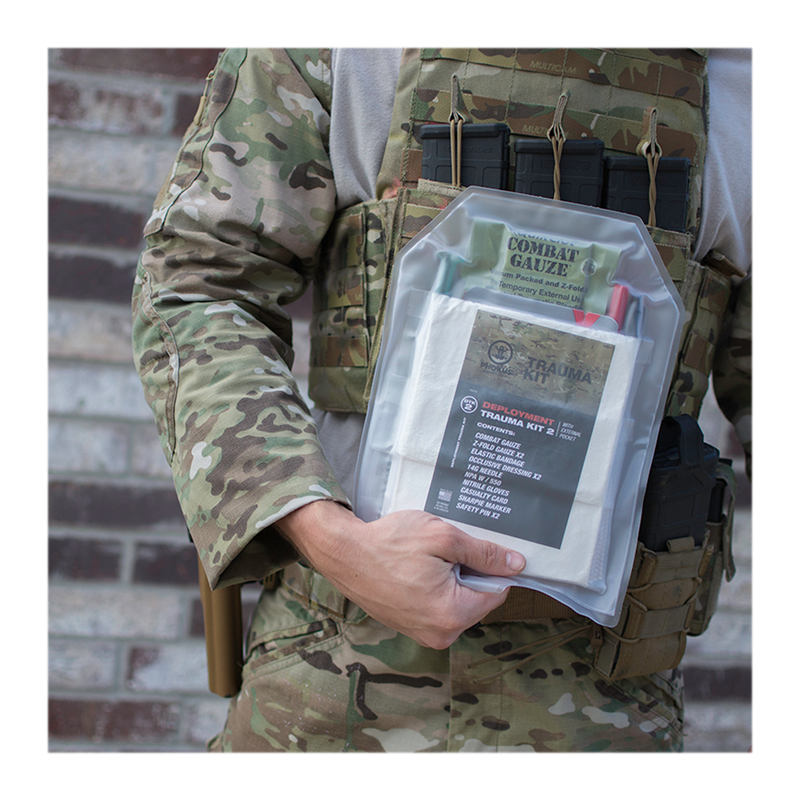 Deployment Trauma Kit 2 - Bundle - Phokus Research Group