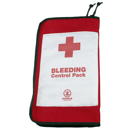 Small Bleeding Control Pack (Bag Only)