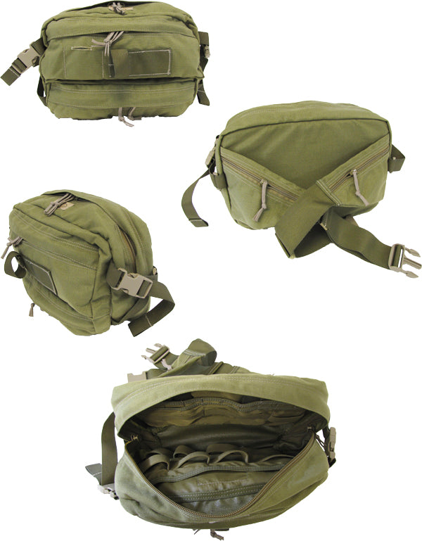 Assault Medic Waist Pack - Filled, CTKP-249 - Phokus Research Group