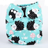 Modern Cloth Nappy - Hedgehogs