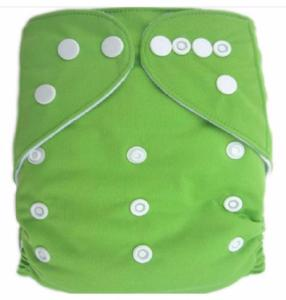 Modern Cloth Nappy - Green