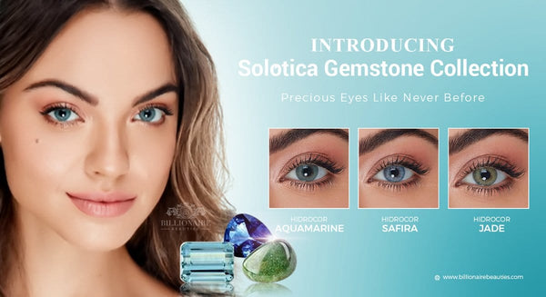 SOLOTICA LAUNCH GEMSTONE COLLECTION! CHECK THEM OUT!