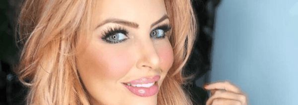 Married At First Sight Reality TV Star Sarah Roza's Glam & Contact Lenses Revelation