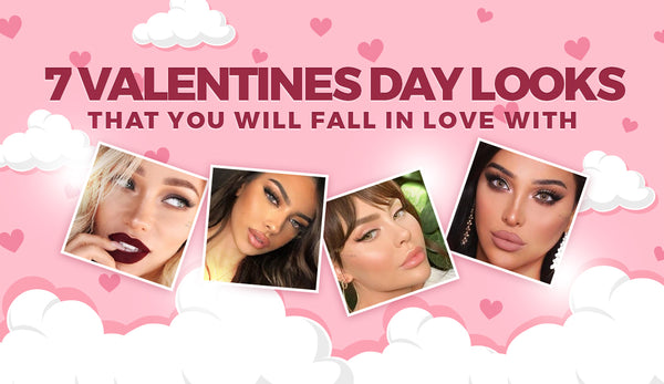 7 VALENTINES DAY LOOKS THAT YOU WILL FALL IN LOVE WITH