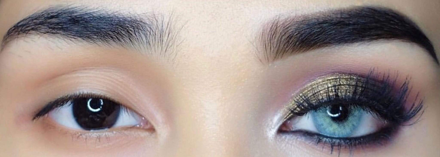 How To Pick The Best Colored Contacts For Dark Eyes Solotica Otakulens By Billionaire Beauties
