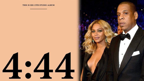 Jay-Z Reveals Infidelity When His New Album 4:44 Dropped