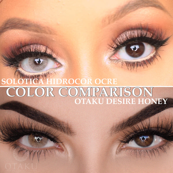 Otaku How To Pick The Best Colored Contacts For Dark Eyes