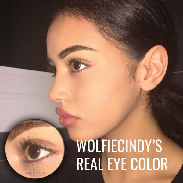 Image result for cindy kimberly natural eye color