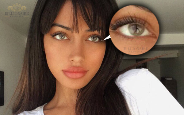 Cindy Kimberly aka WolfieCindy Wearing Color Contact ...