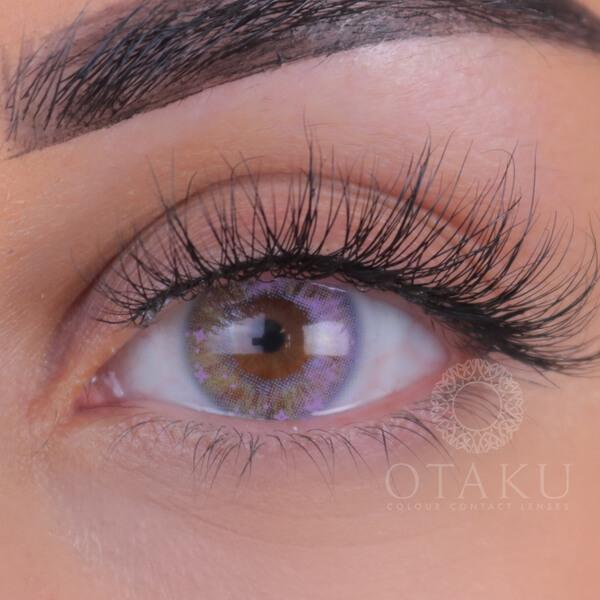 Most natural color contacts lenses new Otaku Unicorn Collection
