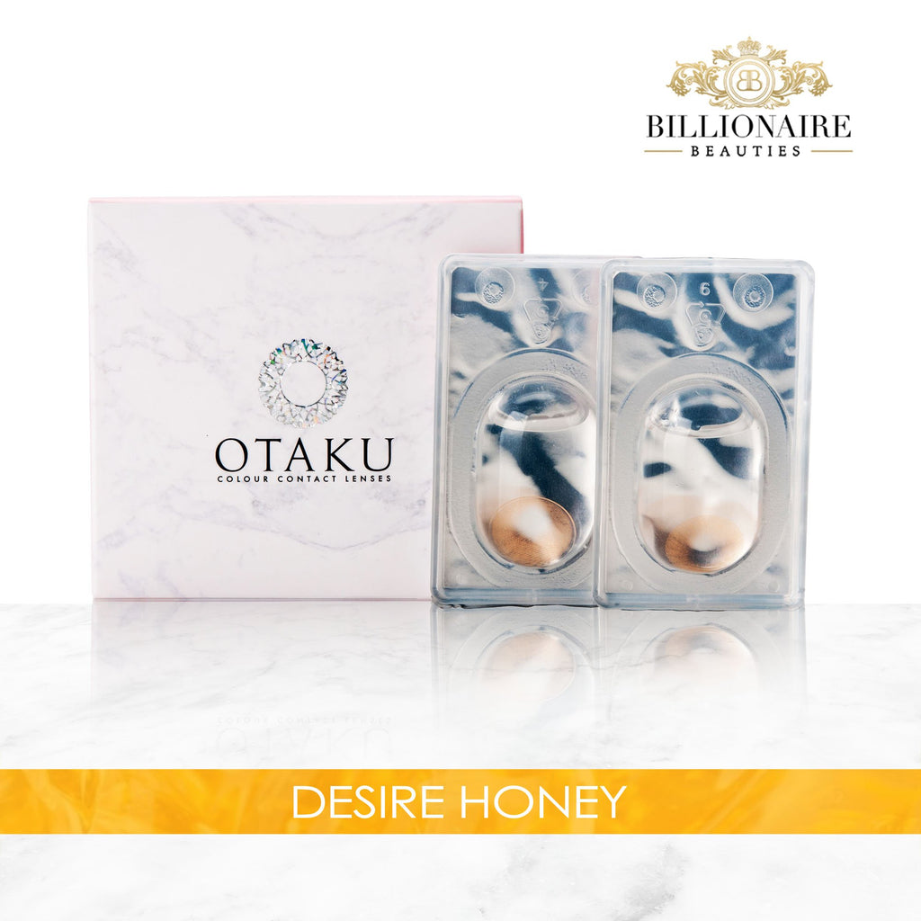 Otaku Desire Honey similar to Solotica Hidrocor Ocre