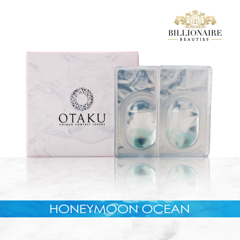 Otaku Honeymoon Ocean