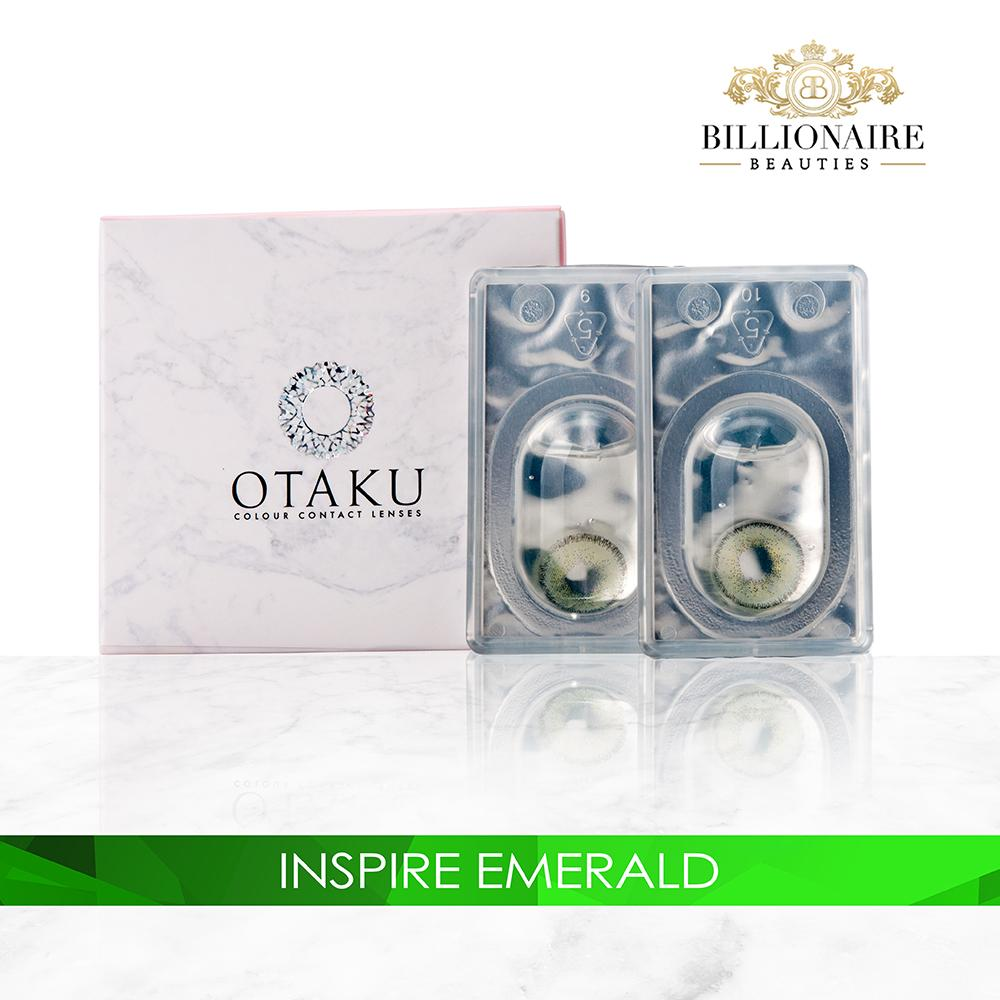 Otaku Inspire Emerald similar to Solotica Natural Quartzo