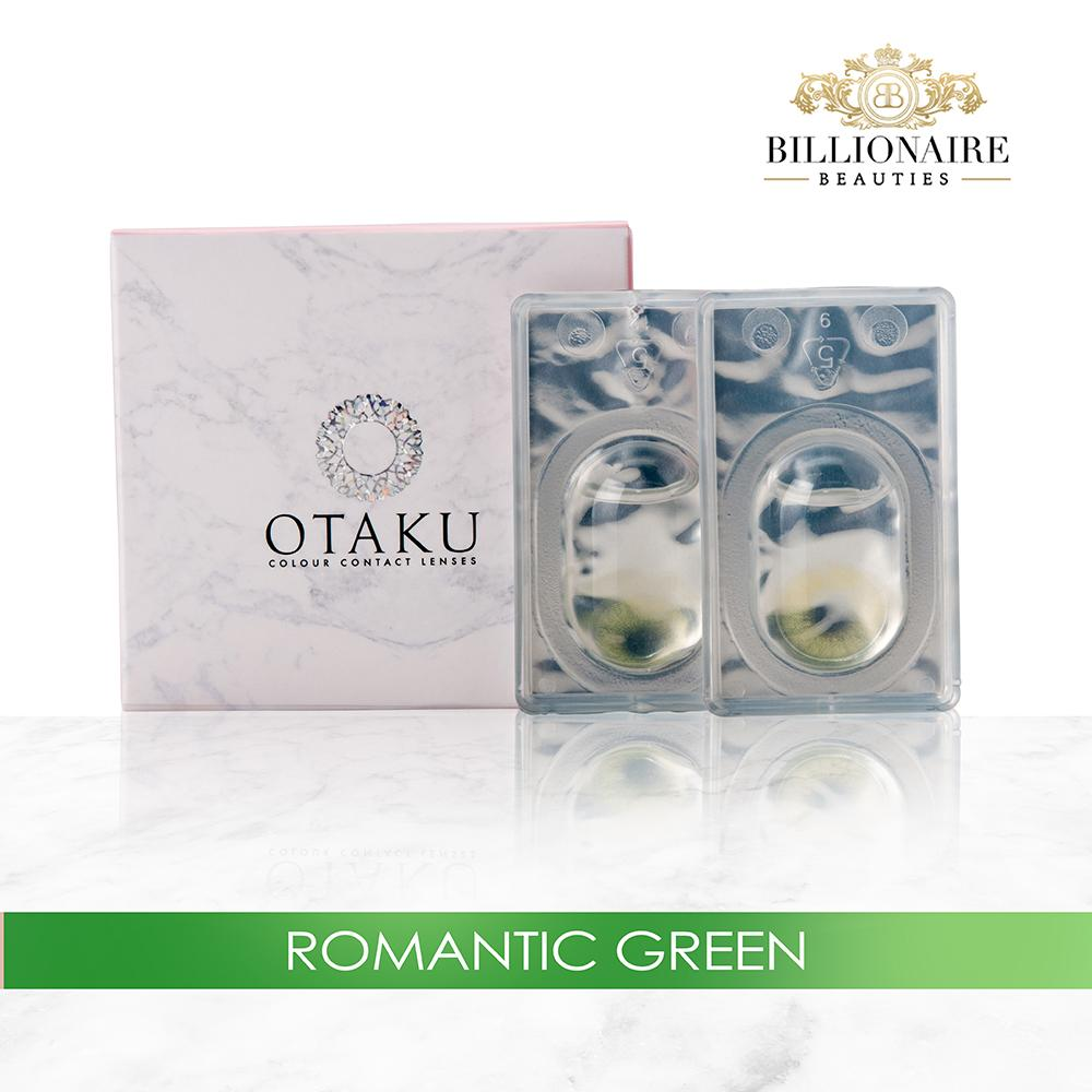 Otaku Romantic Green similar to Solotica Hidrocor Mel