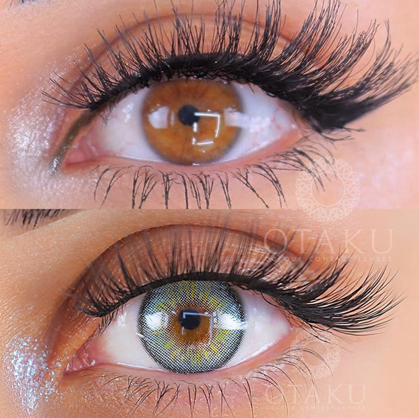 Most natural color contacts lenses new Otaku Lens