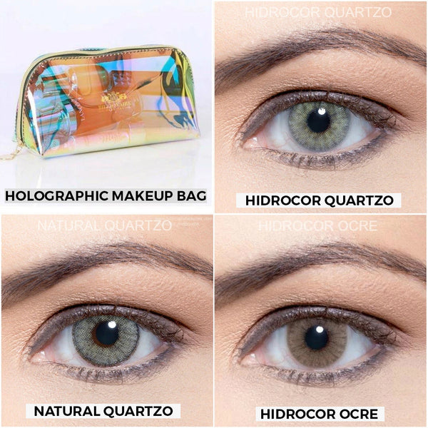 Most natural color contacts lenses bundle