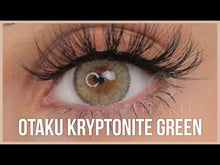 Otaku Kryptonite Green